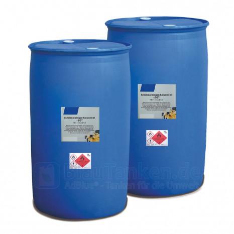 Scheibenfrostschutz Konzentrat Super -80°C 2 x 210 Liter Fass