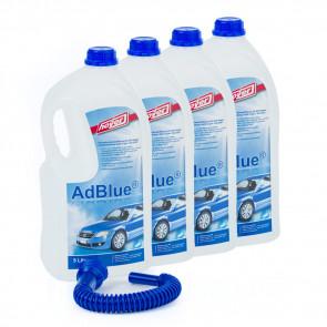 AdBlue® 5 Liter mit Ausgießer für Audi BMW Mercedes VW und vielen mehr